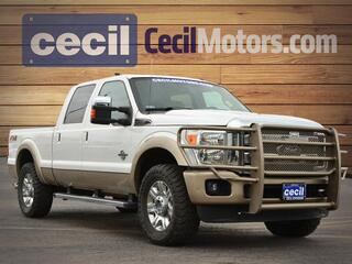 Ford F-250 Super Duty Lariat 2013