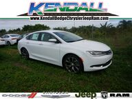 2016 Chrysler 200 C Miami FL