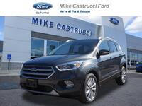 Ford Escape Titanium 2017