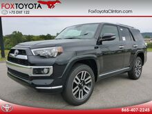 2017 Toyota 4Runner Limited Clinton TN