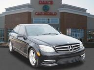 2011 Mercedes-Benz C 300 4MATIC Whitehall WV
