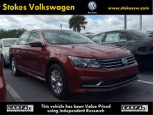 2017_Volkswagen_Passat_1.8T S_ North Charleston SC