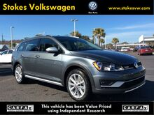 2017_Volkswagen_Golf Alltrack_TSI S 4Motion_ North Charleston SC