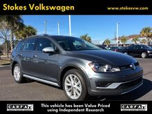 2017_Volkswagen_Golf Alltrack_TSI SE 4Motion_ North Charleston SC