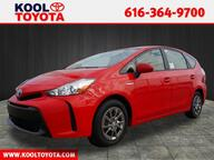 2017 Toyota Prius v Two Grand Rapids MI