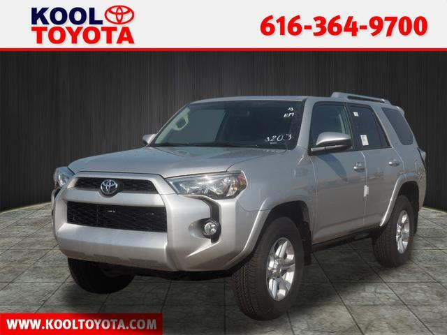2017 Toyota 4Runner SR5 Grand Rapids MI