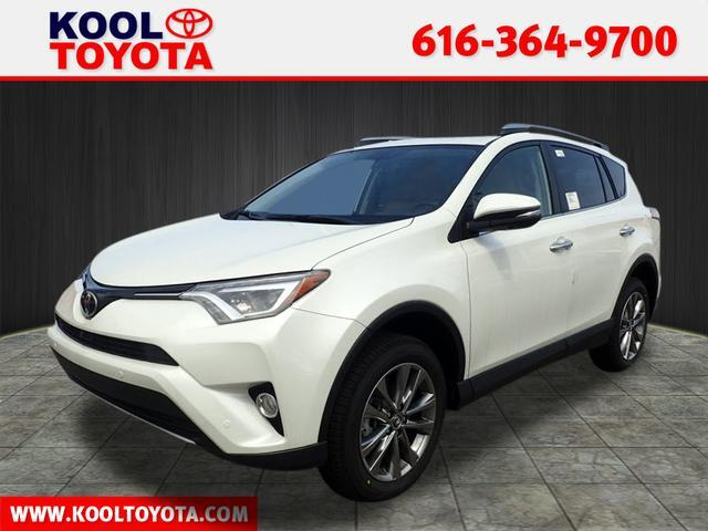 2017 Toyota RAV4 Limited Grand Rapids MI