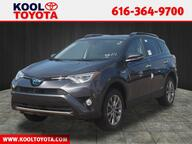 2017 Toyota RAV4 Hybrid Limited Grand Rapids MI