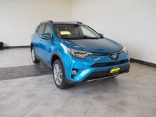 2017 Toyota RAV4 Hybrid Limited Epping NH