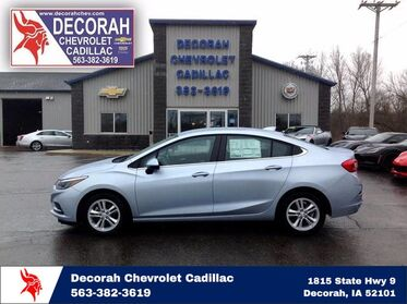 2017 Chevrolet Cruze LT Decorah IA