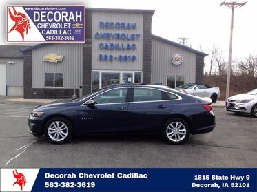 2017 Chevrolet Malibu LT Decorah IA