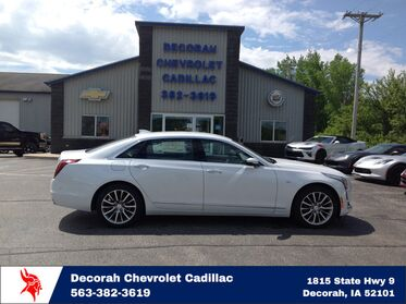 2018 Cadillac CT6 Sedan Luxury AWD Decorah IA