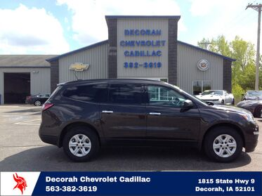 2017 Chevrolet Traverse LS Decorah IA