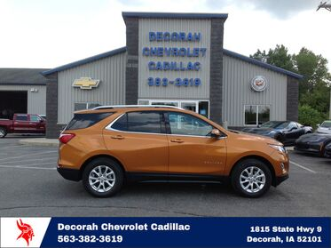 2018 Chevrolet Equinox LT Decorah IA