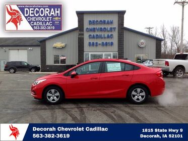 2017 Chevrolet Cruze LS Decorah IA