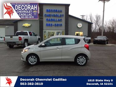 2017 Chevrolet Spark LT Decorah IA
