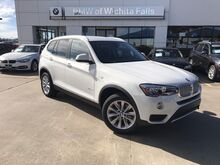 2017 BMW X3 sDrive28i Wichita Falls TX