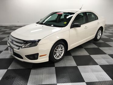 2012 Ford Fusion S Chattanooga TN