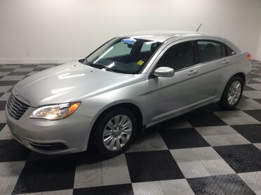 2012 Chrysler 200 LX Chattanooga TN