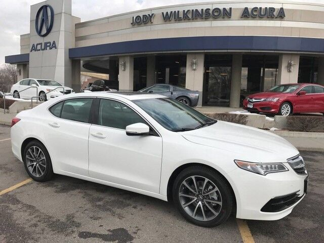 2017 Acura TLX V6 w/Technology Pkg Salt Lake City UT 16658292