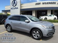 2016 Acura MDX  Salt Lake City UT