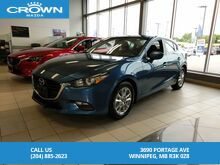 2017 Mazda Mazda3 4dr Sdn Man GS Winnipeg MB