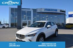 2016 Mazda CX-3 FWD 4dr GS Winnipeg MB