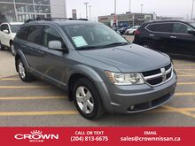 2010 Dodge Journey FWD 4dr SXT Winnipeg MB