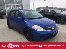 2009 Nissan Versa 1.8 SL Manual Winnipeg MB