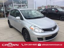2011 Nissan Versa 5dr HB I4 Auto 1.8 S *Ltd Avail* Winnipeg MB