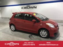 2009 Toyota Yaris RS Manual Transmission Winnipeg MB