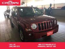 2007 Jeep Patriot 4WD 4dr Sport Winnipeg MB