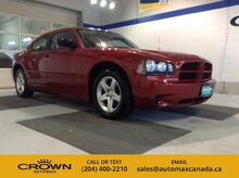 2009 Dodge Charger 4dr Sdn SE *foglights* Low KMS* Winnipeg MB