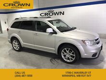 2011 Dodge Journey Crew Winnipeg MB