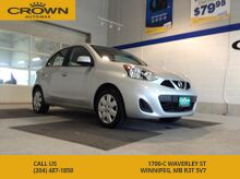 2015 Nissan Micra SV *Automatic/ Power windows and keyless entry* Winnipeg MB