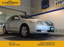 2009 Toyota Camry 4dr Sdn I4 Auto LE Winnipeg MB