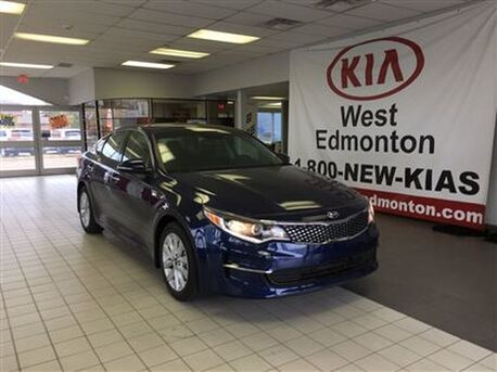 2016 Kia Optima EX Tech FWD 2.4L Edmonton AB