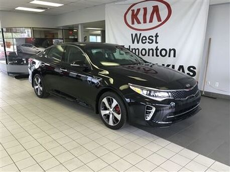 2016 Kia Optima SX FWD 2.0L Turbo Edmonton AB