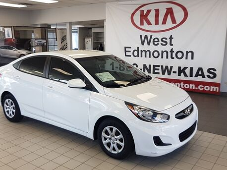 2014 Hyundai Accent GL FWD 1.6L Edmonton AB