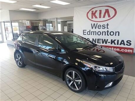 2017 Kia Forte 5-Door EX Luxury FWD 2.0L Edmonton AB