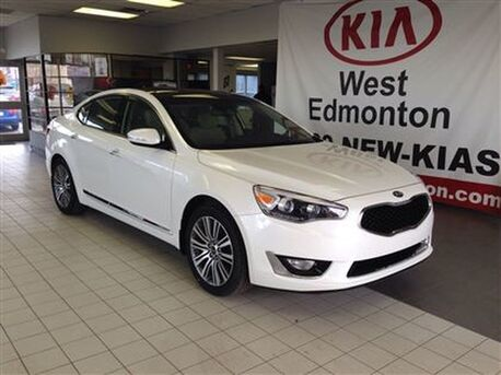 2016 Kia Cadenza Premium FWD 3.3L Edmonton AB