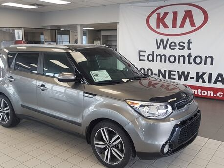2015 Kia Soul SX Luxury FWD 2.0L Edmonton AB