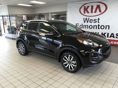 2018 Kia Sportage EX AWD 2.4L Edmonton AB