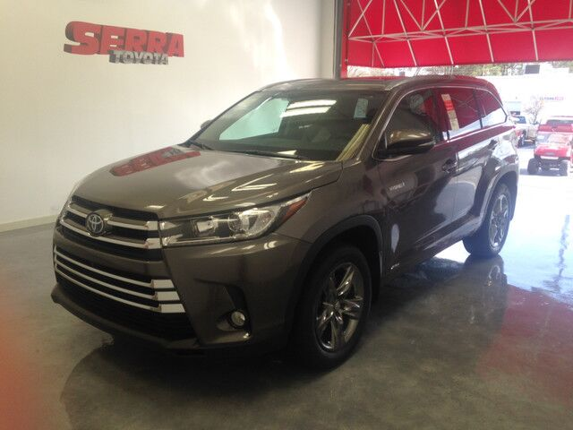 2017 toyota highlander hybrid limited platinum birmingham al 17460420. Black Bedroom Furniture Sets. Home Design Ideas