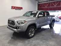 Toyota Tacoma Limited 4x2 Double Cab 2017