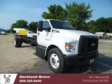 2017 Ford Super Duty F-650 Straight Frame XL Decorah IA