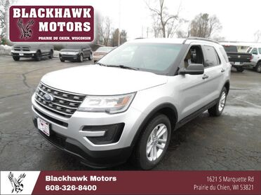 2017 Ford Explorer Base Decorah IA