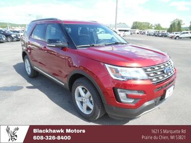2017 Ford Explorer XLT Decorah IA