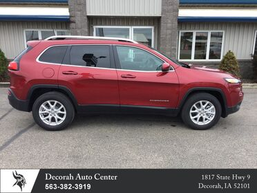2017 Jeep Cherokee Latitude Decorah IA