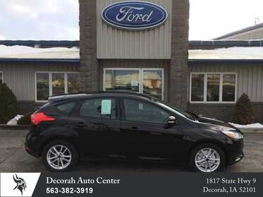 2017 Ford Focus SE Decorah IA